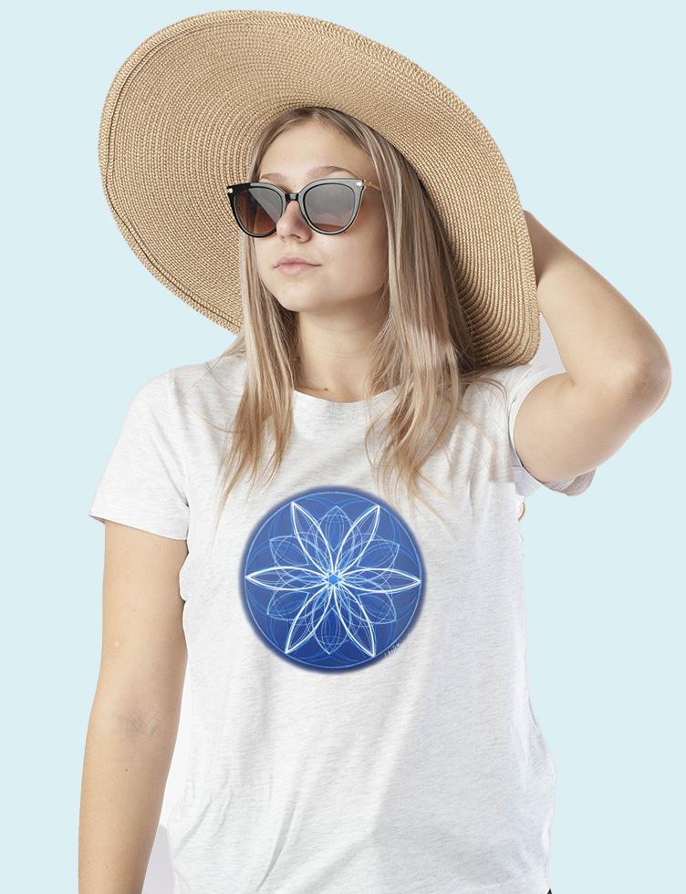 Mandala květná